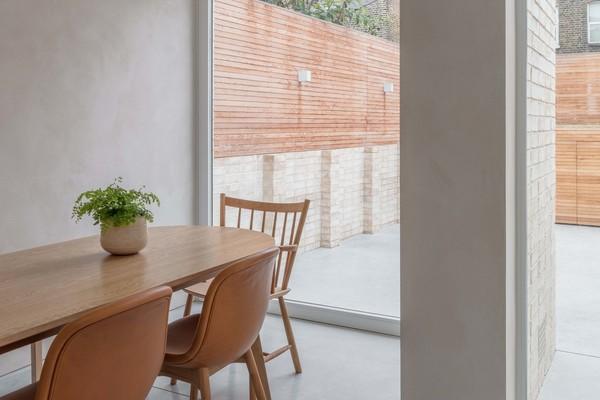 Dining - Framed Views