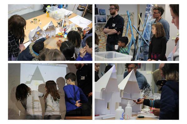 Torriano Pupils Workshop
