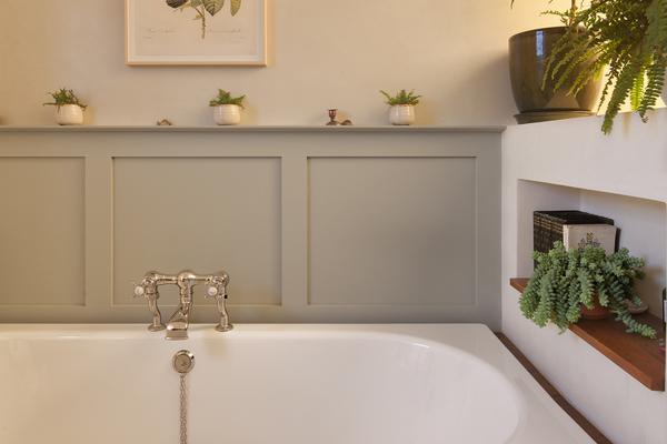 Bathroom view: Bath