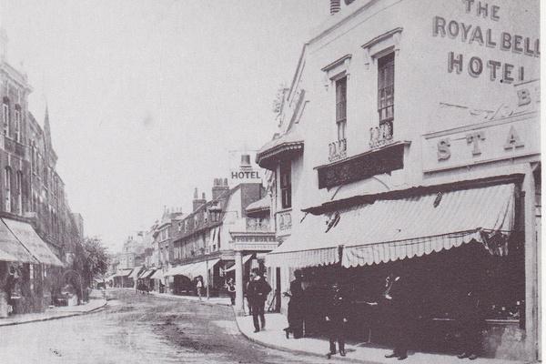 Historic photo circa 1880