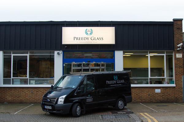 Preedy Glass Building