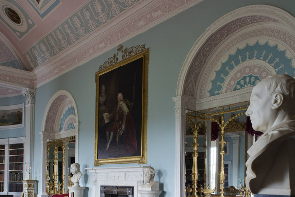 The Great Room or Adam Library at Kenwood