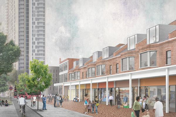 Community Plan - Exterior