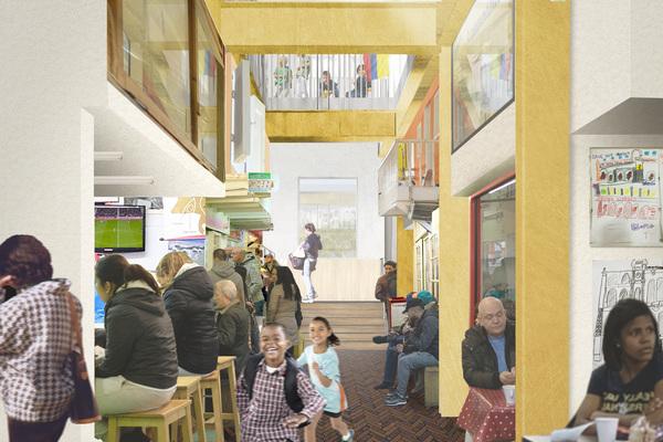 Community Plan - Interior
