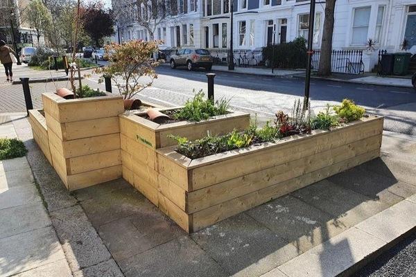Aldebert Terrace Edible Garden