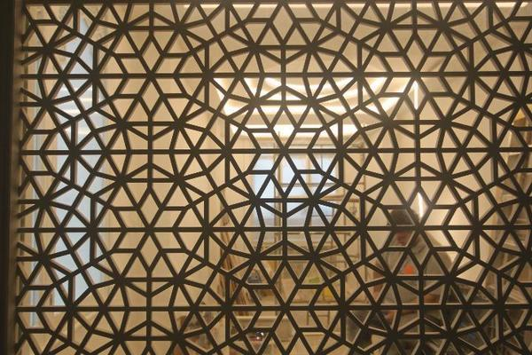 School of Sufi Teaching - interior view