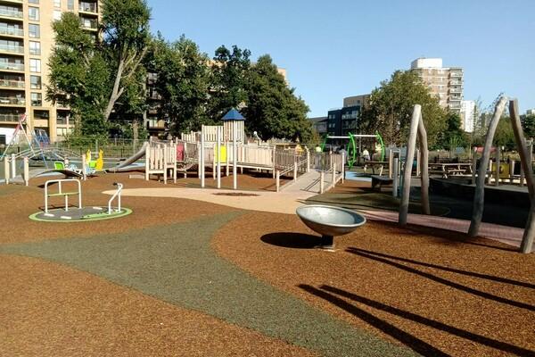 Bartlett Park Playgruond