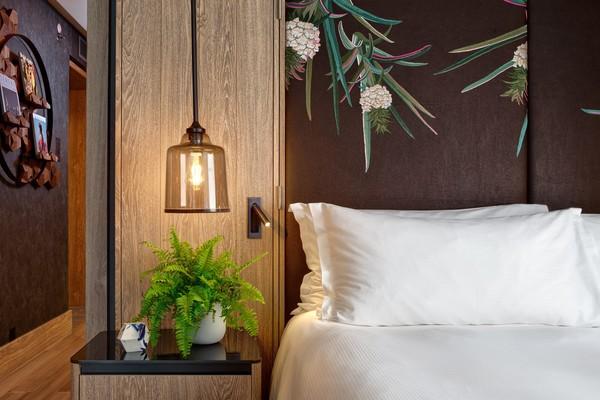 Vegan Suite Bedroom - Details