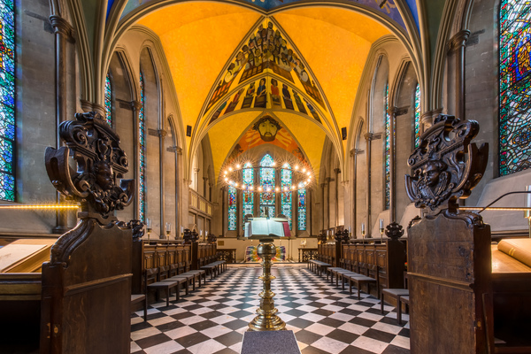 Main Chapel at Lambeth Palace