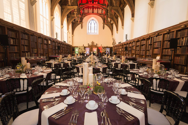 Great Hall (Dinner Setup)