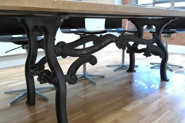 Bespoke work table