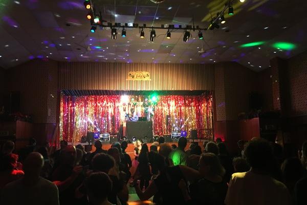 Mildmay Club event night