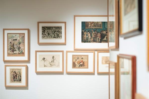 The Cartoon Museum Galleries