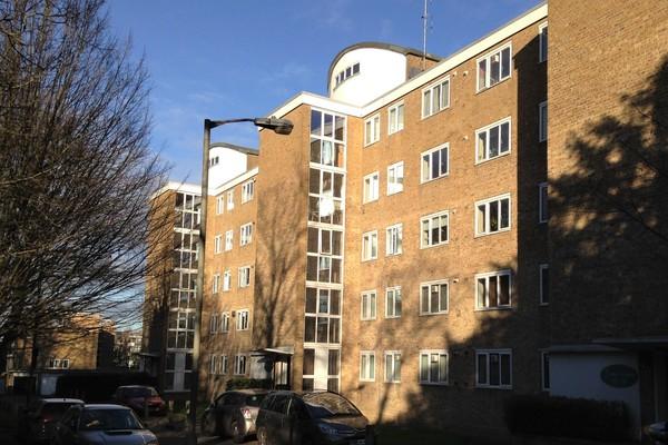 Postwar public housing at Innes Garden