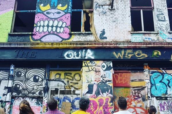 East Berlin v East London?