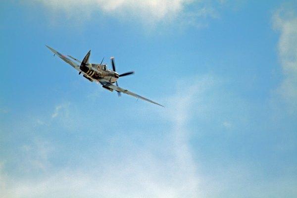 Spitfire Flypast