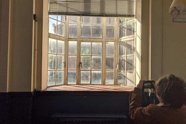 Documenting 42 Phoenix before demolition