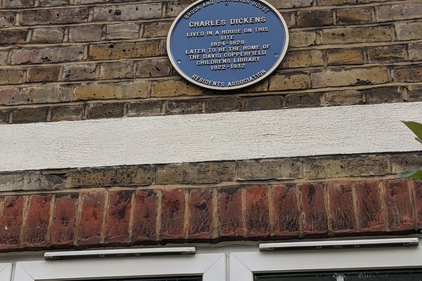 Cranleigh Street, one of 3 plaques