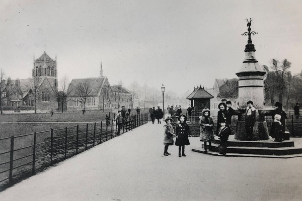 Parsons Green c 1904