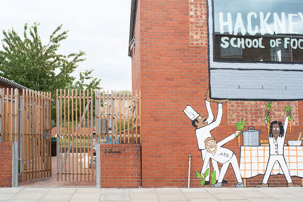 From Seed to Spoon at The Hackney School of Food