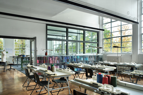 Refurbished fashion studios - Kingston School of Art, Kingston University