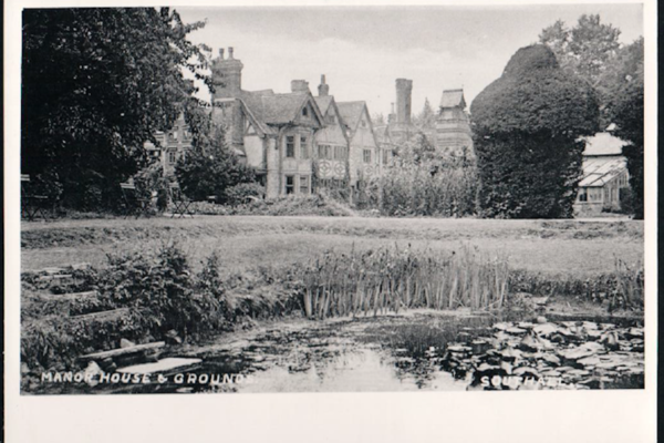 Southall Manor House Grounds