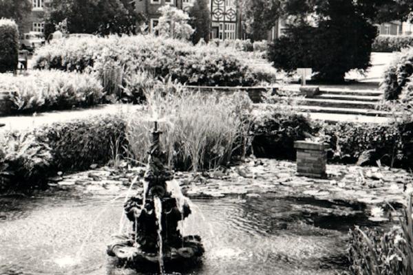 Southall Manor House Gardens