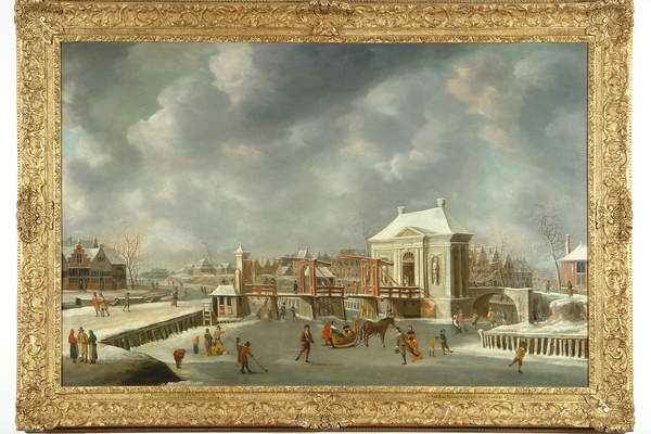 Amsterdam In Winter, Beerstraten