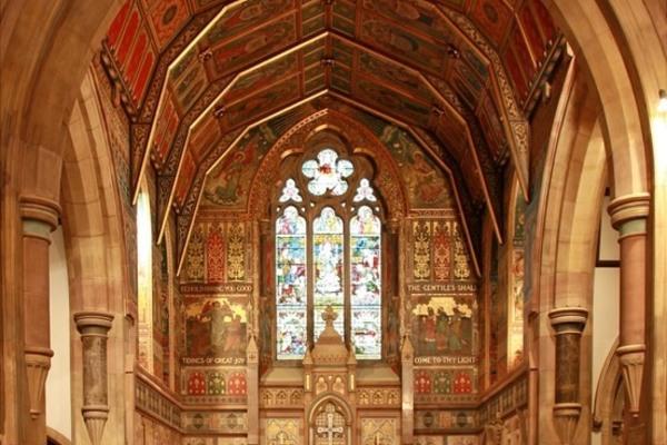 chancel paintings