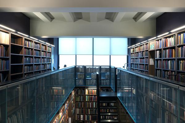 The Art Room - part of the RIBA award winning 2010 refurbishment
