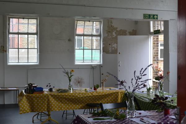V22 Summer Club 2017, Community Studio, Old Laundry Building