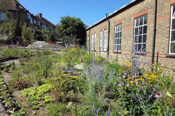 V22 Louise House Garden