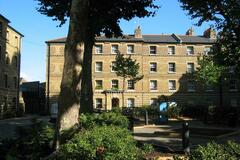 Blackfriars Estate 150 year anniversary and Peabody history tour
