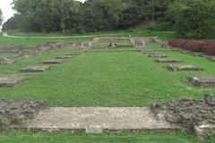Lesnes Abbey Tour