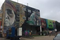 Self-guided Hackney Wick Art Walk
