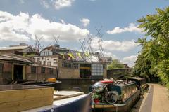 Hoxton Docks