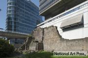 Building 1220 museum of london roman wall nap logo 885cc3add57253080472daa6dbfdca8a