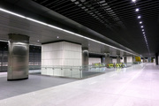 Building 5265 canary wharf crossrail station ticket hall level september 2015 206489 4388ded725f2b46a5aac1202b51eea0a