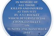 Building 6997 crooked billet plaque 6e21b6ffb344276bd1da95b8af29f230